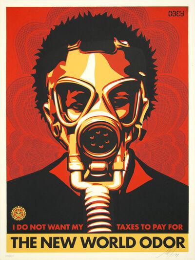 Shepard Fairey (OBEY), 'World Odor', 2004