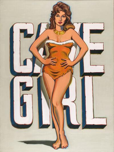Mel Ramos, 'Cave Girl', 1964