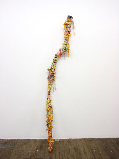 Jacin Giordano, 'Harpoon for hunting rainbows (yellow)', 2013