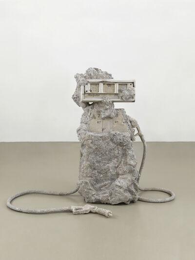 Allora & Calzadilla, '2 hose petrified Petrol Pump', 2012