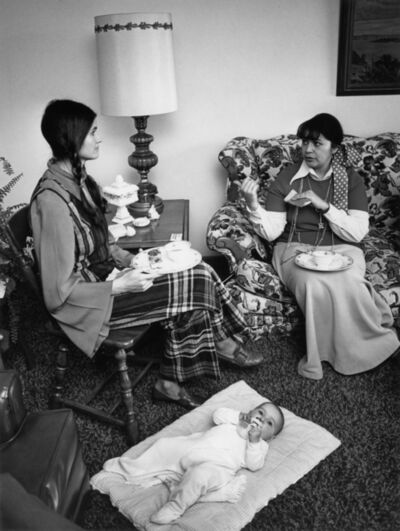 Bill Owens, 'Junior Women's Club, from Suburbia series', ca. 1970's