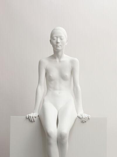 Don Brown, 'Yoko X. Sitting (three quarter length) ', 2015