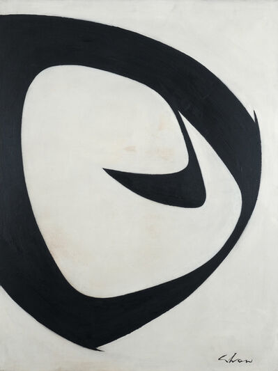 Charles Green Shaw, 'Curve of Space', 1964