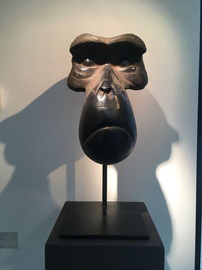 Quentin Garel, 'Mask of Macaque', 2017