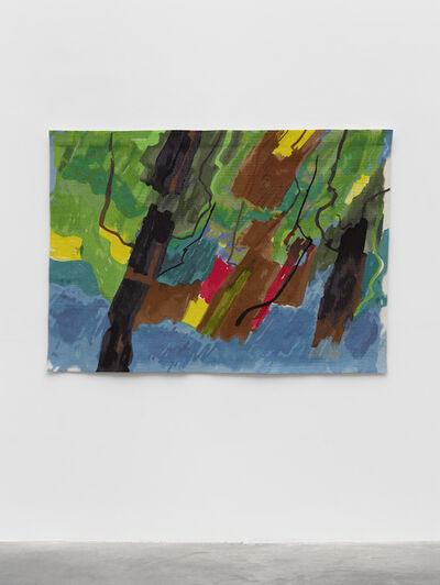 Etel Adnan, 'Forêt', 2019