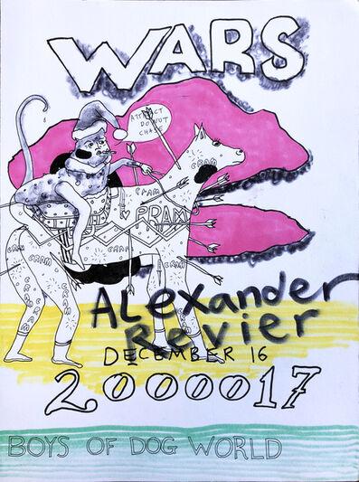 Alex Revier, 'Wars ', 2017