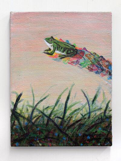 Tom Howse, 'Technicolour Frog', 2019
