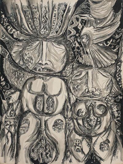 Rabin Mondal, 'Untitled', 1969
