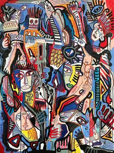 Julien Calot, 'Madness', 2017