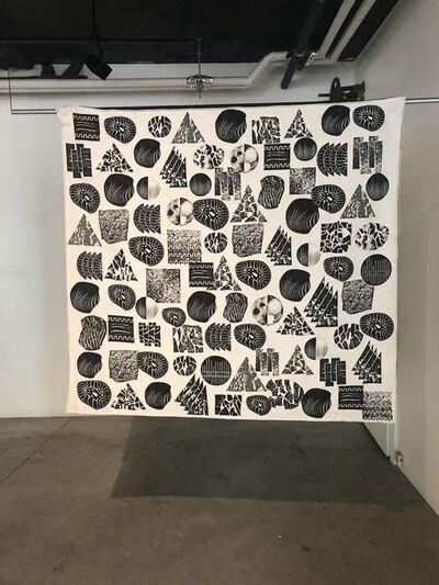 FOO/SKOU, 'Techno Tapestry', 2017