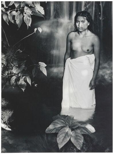 Flor Garduño, 'Aqua, Valle Nacional, Oaxaca, Mexico', 1983-printed later