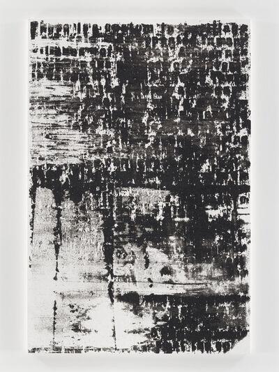 Glenn Ligon, 'Masquerade #10', 2006