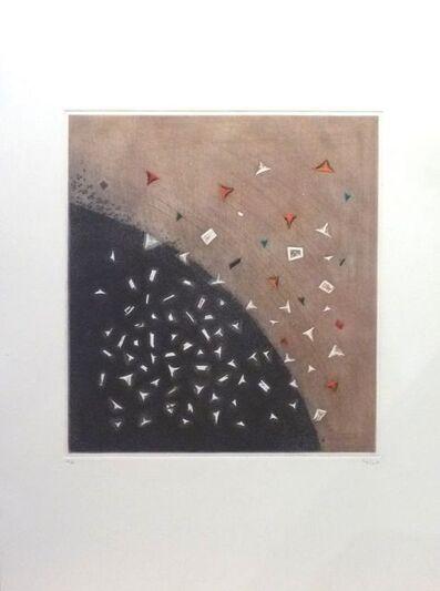 Arthur Luiz Piza, 'Eclatement Tellurien ', ca. 1967