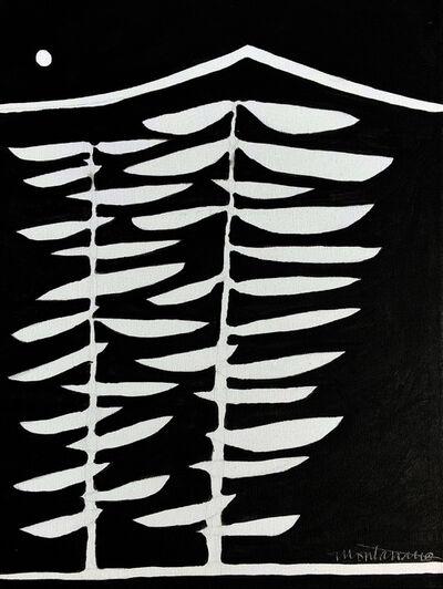 Michael Paul Montanaro, 'Zen Woods II', 2020
