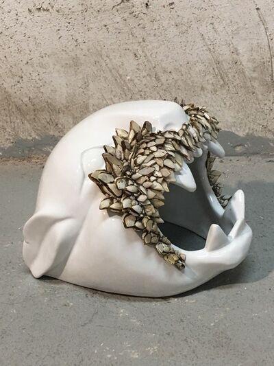 Susana Guerrero, 'Jaguar (Barnacles)', 2020