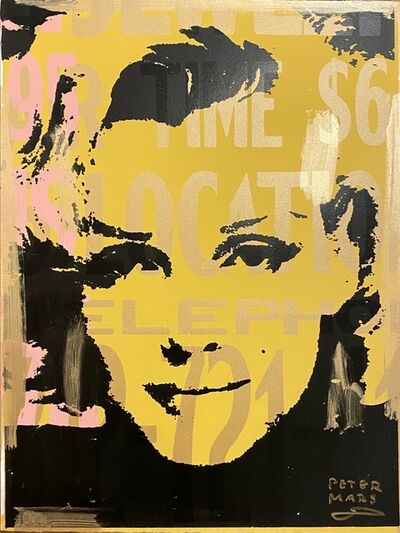 Peter Mars, 'Young Marilyn - Golden Age ', 2014