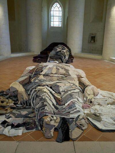 Bernard Pras, 'Christ de Loudun', 2009