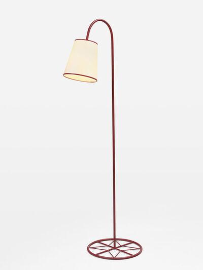 Jean Royère, 'Ski standing lamp', ca. 1950