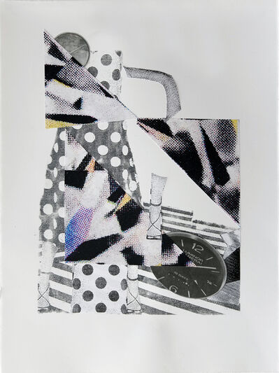Francesca Pastine, 'Untitled #2, Time and Money Series', 2016