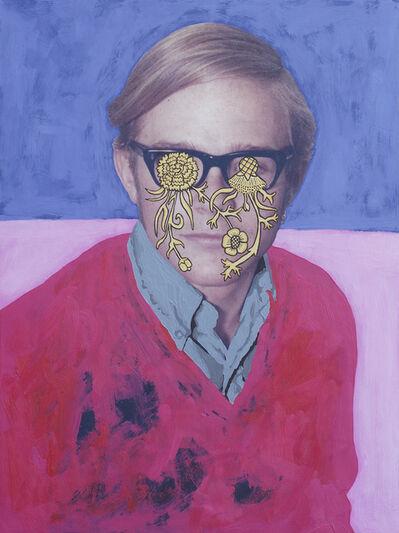 Daisy Patton, 'Untitled (Flower Eyes)', 2017