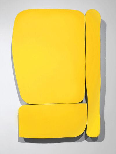 Andrew Zimmerman, 'Golden Yellow', 2018