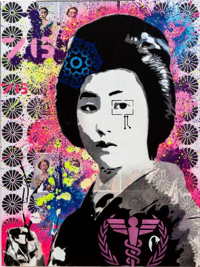 Brad Novak, 'Geisha 2.6', 2016