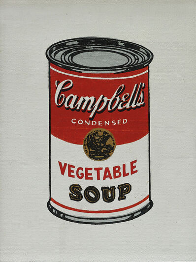 Richard Pettibone, 'Vegetable Soup', 1987