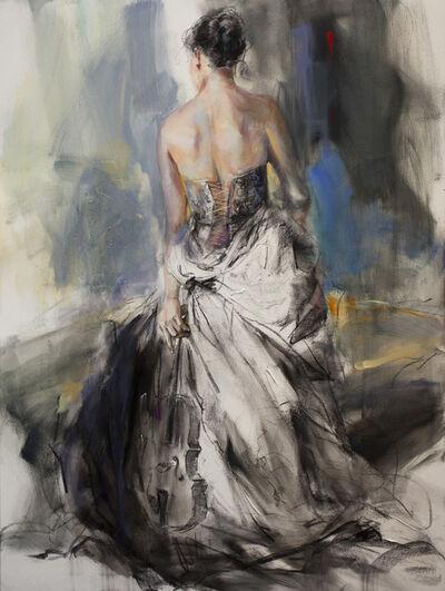 Anna Razumovskaya, 'Silent Note', 2016