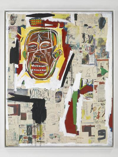 Jean-Michel Basquiat, 'King of the Zulus'