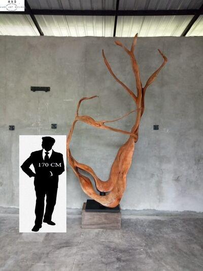 Dwita Arya, 'Menuju Puncak', 2018
