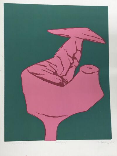 Maria Lassnig, 'Ladyplant', 1970