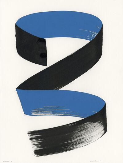 Clint Fulkerson, 'Stroke 6 (blue)', 2019