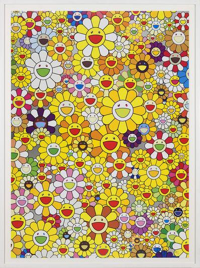 Takashi Murakami, 'An Homage to Monogold 1960 A', 2012