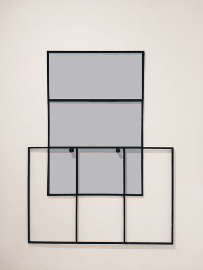 Mateo López, 'Estructura modular No2', 2018