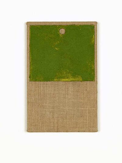 Nicolas Jasmin, 'Untitled (green gold)', 1989-2003