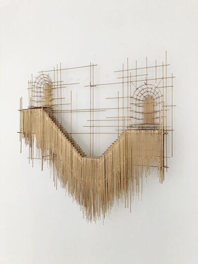 David Moreno (b.1978), 'Conexion de catedral_Dos opciones a elegir', 2020