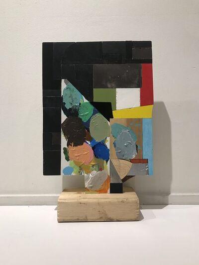 Damien Hoar de Galvan, 'palette knife', ca. 2020