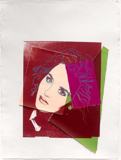 Andy Warhol, 'Portrait of Isabelle Adjani', 1986