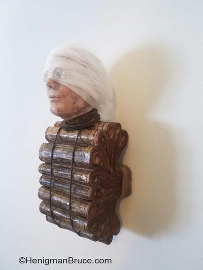 Kim Henigman Bruce, 'Veiled Metaphor', 2018