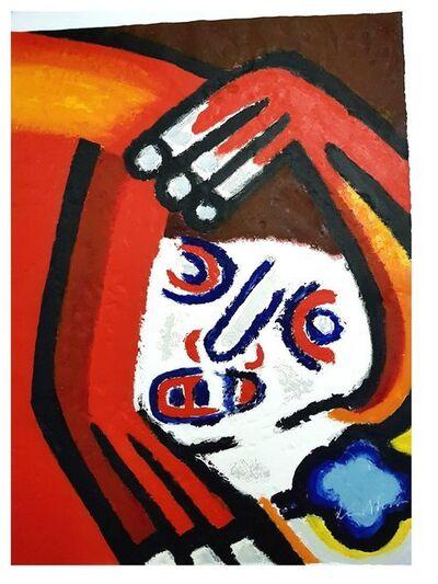 """Bengt Lindström, 'Original Etching """"Seven Deadly Sins V"""" by Bengt Lindström', 1976"""