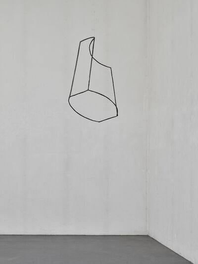 Markus Raetz, 'Opaque Contorsionniste 4', 1998-2017