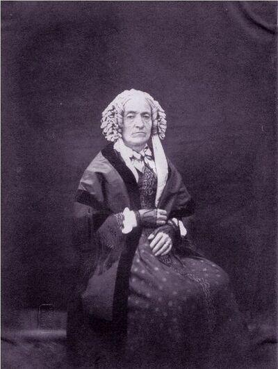 Edmond Bacot, 'Portrait of a Woman', 1840s