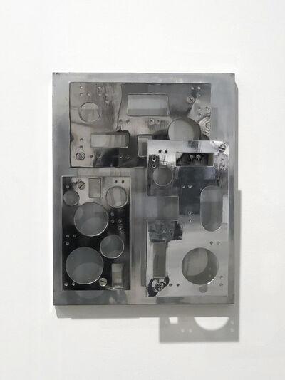 Nicolas Schoffer, 'Relief Seriel 6', 1963