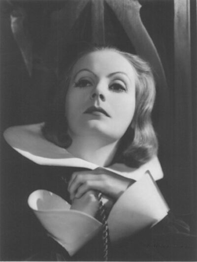 Clarence Sinclair Bull, 'Greta Garbo, Queen Christina', 1933
