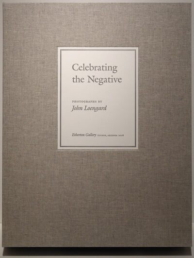 John Loengard, 'Celebrating the Negative Portfolio', 2008