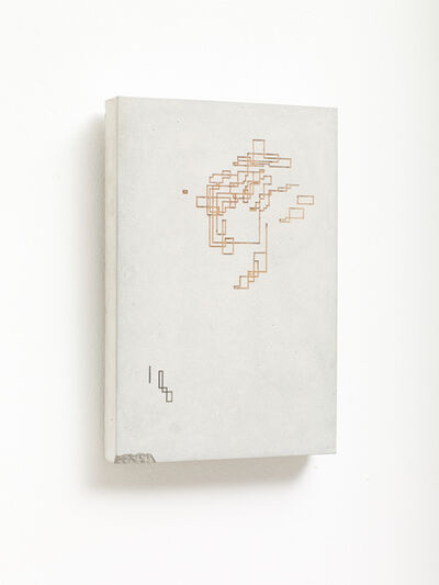 Victor Seaward, 'Structures II', 2018