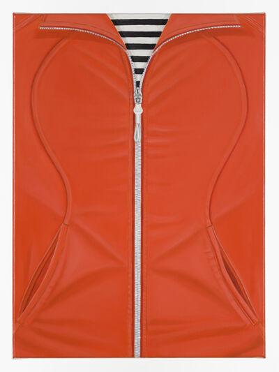 Jan Murray, 'Sweatshirt (Orange)', 2014
