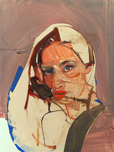 Karim Hamid, 'Portrait 44', 2017