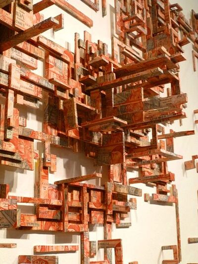 Máximo González, 'Degradation', 2010