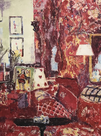 Enoc Perez, 'Apartment of Diana Vreeland, 15 East 77th St, New York City', 2018